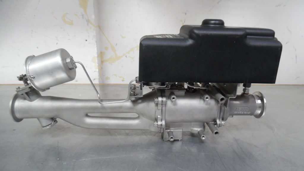101-380025-21--1H98-2---AIRBORNE-BEECHCRAFT-KING-AIR-BLEED-AIR-FLOW-CONTROL-VALVE