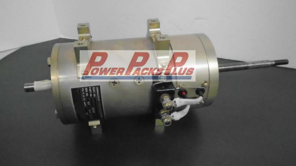 1250104 MOTOR ASSEMBLY - AC COMPRESSOR DRIVE