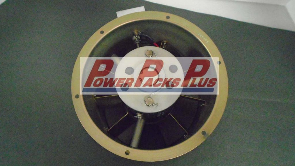 ES73127-2 BLOWER ASSEMBLY - AC CONDENSER