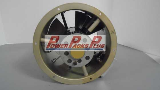 ES73171-4 BLOWER ASSEMBLY - AC CONDENSER
